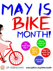 bike month poster