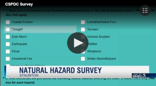 All Hazards WHSV