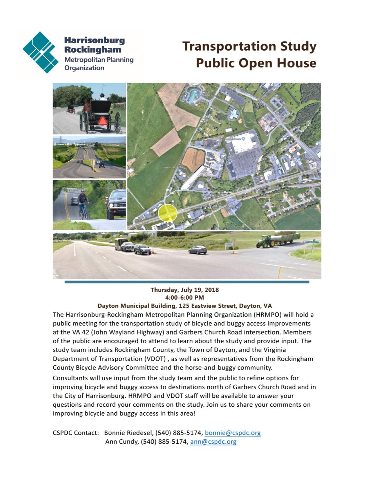 HRMPO Open House